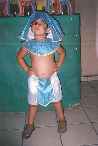 Faraó infantil