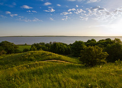 / On the shore of the estuary Tsokur (harlanov) Tags: morning travel nature canon landscape seaside spring russia