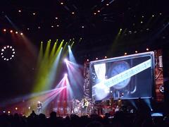 Rush (Rick van Hemert) Tags: music holland rock concert rotterdam europe live gig band nederland thenetherlands rush ahoy geddylee alexlifeson progressiverock 2011 neilpeart rickll rvh canadianband rickvanhemert movingpicturestour