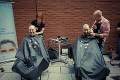 Dfi ttes rases Leucan 2012 (Phromone) Tags: head shaved canonef1740mmf4lusm challenge 2012 leukemia tetes defi canoneos5d pheromone leucan rasees
