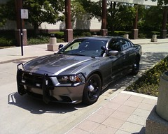2012 Dodge Charger Police Pursuit - Troy, MI (cr@ckers43) Tags: policecar lawenforcement trafficsafety