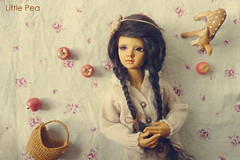 Vintage Braid Hair (*Little Jerry*) Tags: braidhair tanskin limhwatoyousara