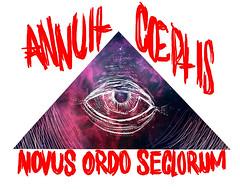 annuit coeptis, novus ordo seclorum. (@Zurk) Tags: nova illustration mundial illuminati novus ordo seclorum ordem annuit coeptis zurk zurkart zurkubo