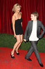 Kim Tiddy and Ellis Hollins The British Soap Awards 2012 held at the London TV Centre - Arrivals London, England