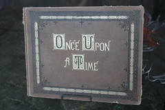 """Once Upon A Time"" Window Display"