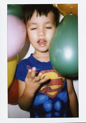 (Gaby J Photography) Tags: balloons caden 4yearsold june3 happy4thbirthday instaxwide gabyjphotography