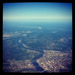 #Cincinnati By Air
