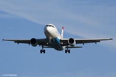 Austrian Airlines Airbus A319-112 HAM 05.06.2012 (J.-J. Bartz) Tags: june juni airport hamburg ham airbus flughafen airlines eddh 2012 austrian a319112 05062012