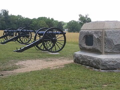 Chickamauga Battlefiled (RNRobert) Tags: georgia cannon artillery chickamauga fortoglethorpe americancivilwar nationalmilitarypark flickrandroidapp:filter=none