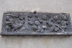 DSC_0067 (Camminodisantagostino) Tags: bassorilievo camminodisantagostinogambogenovese