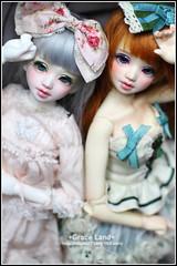 UNOA LUSIS (+GraceLand+) Tags: twins doll skin fairy bjd unoa lusis