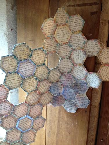 Susi Bancroft patchwork art