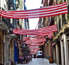 Bilbao Soccer Fever (Lochaven) Tags: sports bilbao celebration