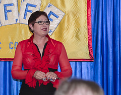 Mandy Farrell (Saomik) Tags: 2012 april batavia newyork usa ffff fechters magic magician