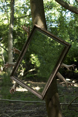 Forbidden Frame (kaylarandolphphoto) Tags: nature photoshop canon photography rebel 50mm photo frames hands picture surreal manipulation creepy forbidden fantasy f frame t3 f18 dslr 18 kayla randolph