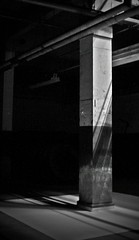 Pillar 4. (-Metal-M1KE-) Tags: light lowlight low pillar column