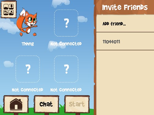 Fun Run - Multiplayer Race Multiplayer: screenshots, UI