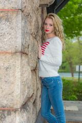 Model Jillian (jlucierphoto) Tags: portrait hot cute sexy beautiful portraits model outdoor young blonde lovelyflickr