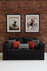 My second sofa (Mrs.Gataguk) Tags: doll barbie mattel diorama barbiedoll dolldiorama dollsofa poppyparker scalefurniture diorama16