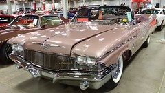 '60 Imperial Convertible #1 (artistmac) Tags: cars vintage antique auction indianapolis indy indiana area gavel automobiles staging representative in mecum stagingarea showyourauto patrickkrook