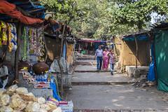 the way (Tin-Tin Azure) Tags: world india heritage temple unesco archaeological mata gujarat pavagadh kalika champaner