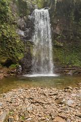 Wasserfall bei Boquete