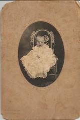 Sydney O'Kelley - infant - no date (Valrico Runner) Tags: david ga georgia bullock meadow burroughs simmons griffith mercier danielsville okelley