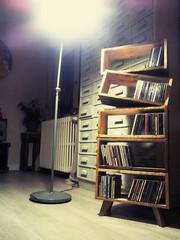 Deconstructed Bookshelf From Repurposed Pallets (irecyclart) Tags: bookshelf bookcase palletbookshelf recyclingwoodpallets