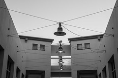 Outage (crobinson1114) Tags: beach lines architecture contrast lights florida symmetry leading