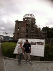 A Cloudy Day In Hiroshima (CSUMB-Japan Exchange) Tags: japan hiroshima csumb exchange atomicbomb wlc csumbjapan csumbintlexchnonverbal kaid7912