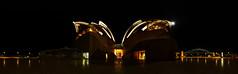 Birdlike (John_de_Souza) Tags: panorama architecture night landscape cityscape sydney operahouse sydneyoperahouse bulding birdlike zeiss1635 johndesouza sonya7rii