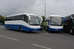 IMGB4357 Swanage Taxis DT FJ07TKC FJ08KMG Poole 14 Jun 16 (Dave58282) Tags: bus dt fj07tkc fj08kmg swanagetaxis