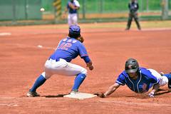 _DSC9591 (Manjhou) Tags: up sport set nikon baseball sigma kaohsiung pitcher position batter 70200mm   pickoff   tainwan         d7200