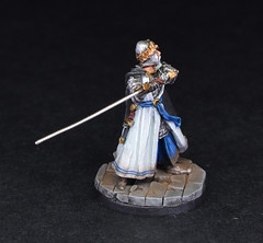 Knight of the White Tower (brush.stroke77) Tags: lotr knight lordoftherings gw whitetower minastirith gamesworkshop