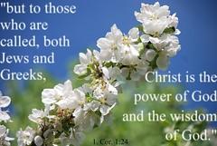 Christ is the Power (Jouni Niirola) Tags: is power christ god jesus jews wisdom yeshua greeks kristus mashiach jeesus
