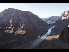 Morning Canyon Run (Rick DeCosta) Tags: arizona west point landscape nikon eagle nevada rick grand canyon d750 nikkor rim skywalk 1635mm decosta
