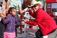 ajbaxter160528-0014 (Calgary Stampede Images) Tags: volunteers alberta calgarystampede 2016 westernheritage allanbaxter ajbaxter