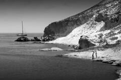 Playa de los Genoveses, Almera (JC Padial) Tags: beach boat barco ship playa almeria genoveses
