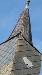 P1140064 (De Tuinen van Servaas en Dorothe) Tags: buiten restauratie kapel schade dakruiter