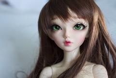 Minifee Chloe mod (~Akara~) Tags: ball eyes mod doll open chloe mini fairy land bjd fl fairyland modded fee jointed mnf minifee