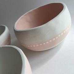 Pinchpots (Lorrie Whittington) Tags: ceramic handmade clay pottery artisancrafts handbuild lorriewhittington
