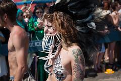 Coney Island Mermaid Parade 2016 (dansshots) Tags: costumes brooklyn coneyisland nikon makeup parade boardwalk mermaidparade coneyislandboardwalk 70200mm underthesea coneyislandmermaidparade brooklynnyc coneyislandny nikond3 dansshots 2016mermaidparade mermaidparade2016 coneyislandmermaidparade2016