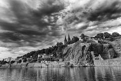 IMG_9800 (radomirmor) Tags: bw canon river prague vltava 6d