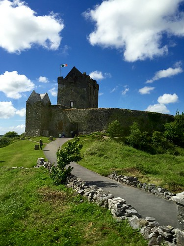 Dunguaire Castle, Dunguaire, Galway, Ireland