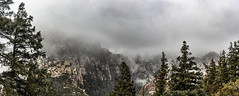 Alpine Slide (armand.gerstenberger) Tags: ifttt 500px panorama d810 nikon arizona trees mountain fog weather hiking travel armand gerstenberger clouds thomas point winter snow us united states alpine coconino oak creek canyon