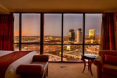 Room with a view (Srini Sundarrajan) Tags: vegas sunset