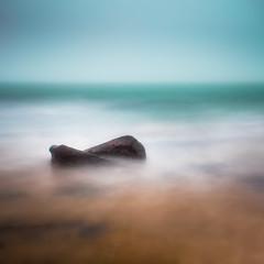 Monday (Nate Parker Photography) Tags: ocean longexposure sea mist seascape water misty fog seaside rocks maine foggy newengland mainecoast haveaniceday coastofmaine rocksrocksrocks coreamaine