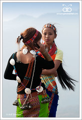 Arunachal Pradesh - Longding (Arif Siddiqui) Tags: costumes girls people woman india beauty portraits wonderful landscapes beads dance amazing asia pretty colours decorative joy tribal queen east jewellery ornament kings passion tribes guns warriors tradition ethnic northeast cultures weapons indigenous lively arif arunachal siddiqui india longding east rain north forest head tirap wancho hunters pradesh arunachal
