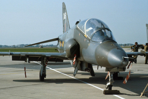 Hawker Siddeley Hawk XX246 63 Sqn