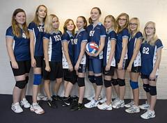 2011 Meisjes C4 - Trs. D1